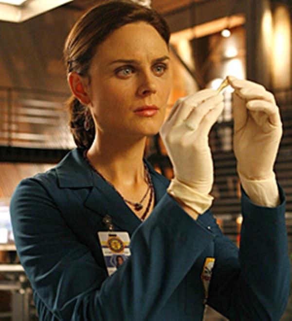 Temperence Brennan - Bones