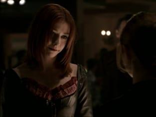 Vampire Willow's Plan - Buffy the Vampire Slayer