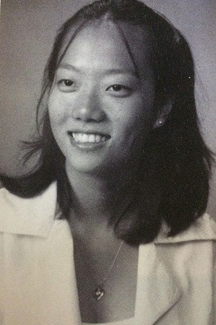Hae Min Lee Yearbook Photo