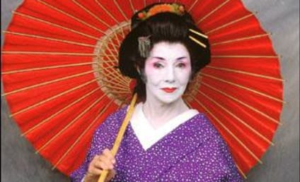 Peggy McCay: Pictures of a Geisha