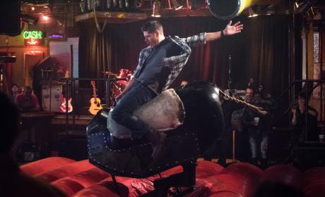 Ride 'em cowboy - Supernatural Season 12 Episode 11