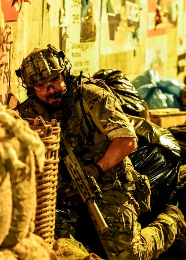 Rescue in Mumbai - SEAL Team