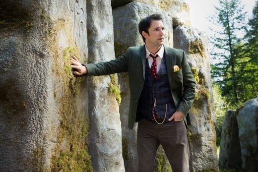 Noah Wyle as Flynn Carson - The Librarians