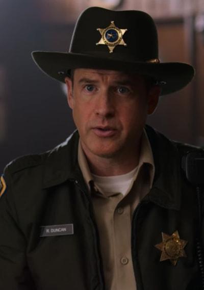 Sheriff Duncan - Virgin River Season 2 Episode 7