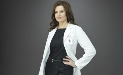 Grey's Anatomy Brings Back Geena Davis!
