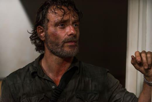 Unexpected Problem - The Walking Dead Season 8 Episode 3