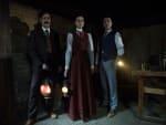 The Haunted House - Houdini & Doyle