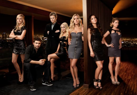 The Hills Season Six Cast