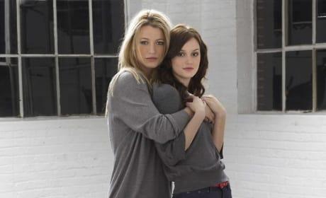 Vintage Blair and Serena