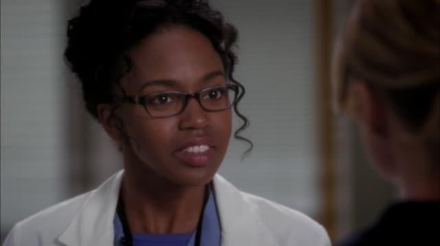 Stephanie Edwards -- Grey's Anatomy