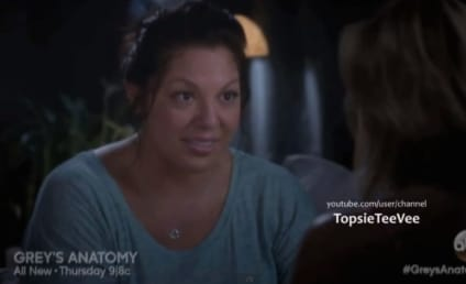 Grey's Anatomy Sneak Peek: Heads or Tails?