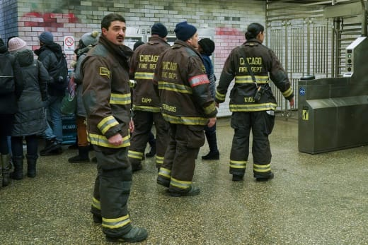 Evacuate - Chicago Fire Season 6 Episode 13