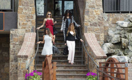 Watch The Real Housewives of New Jersey Online: And Then There Were Four
