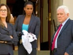 Focusing On a Detective - Major Crimes