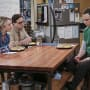 Penny and Leonard Listen - The Big Bang Theory Season 9 Episode 10