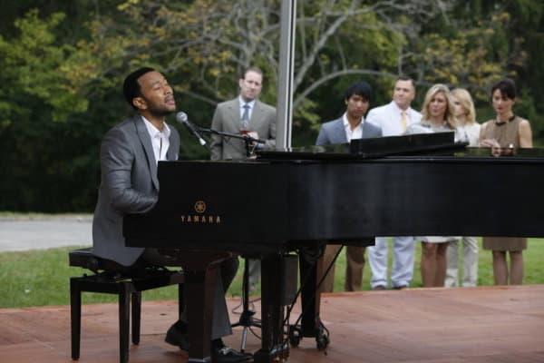 John Legend on Royal Pains