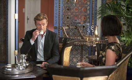 The Mentalist Season 7 Episode 3 Review: Orange Blossom Ice Cream