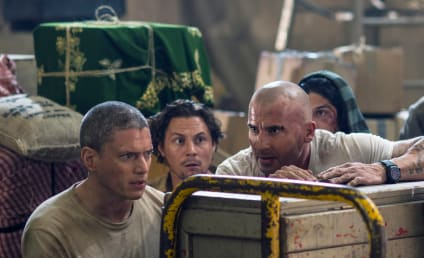 Prison Break Season 5 Episode 5 Review: Contingency