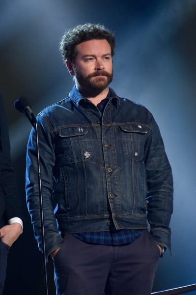Danny Masterson Attends Awards Show