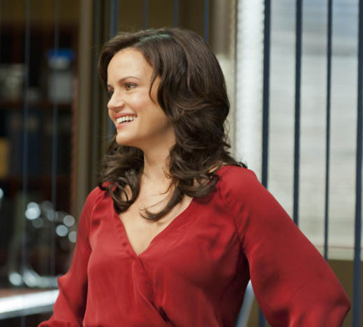 Carla Gugino as Goodall