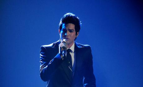 Adam Lambert Rendition