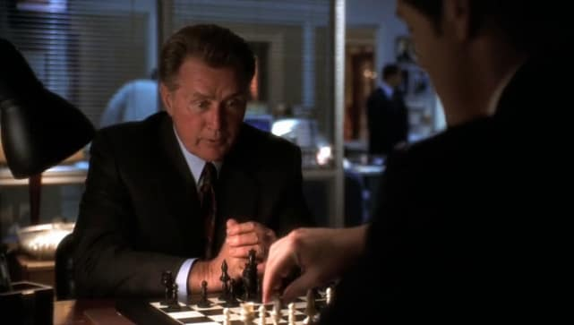 """Hartsfield Landing"" Season 3 Episode 14 - The West Wing"