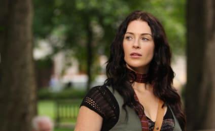 Bridget Regan Cast on Beauty and the Beast