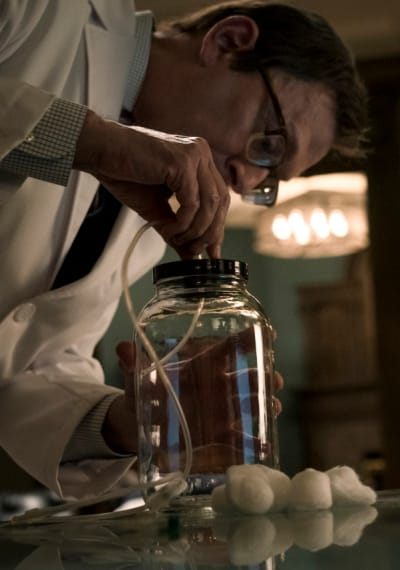 Serving Up Adrenachrome - EVIL Season 2 Episode 10
