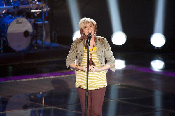 Gwen Sebastian's Blind Audition