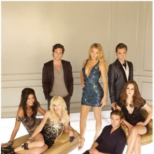 Gossip Girl Season 3 Cast Photo