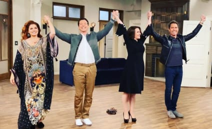 Will & Grace Crew Say Goodbye as NBC Series Wraps Production
