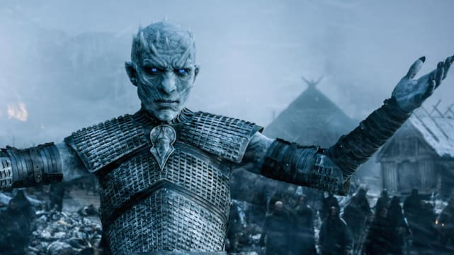 The Night's King Photo - Game of Thrones Season 5 Episode 8