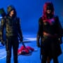 Arrow and Batwoman Season 7 Episode 9