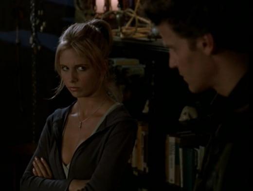 Brave Enough To Admit It - Buffy the Vampire Slayer Season 3 Episode 8