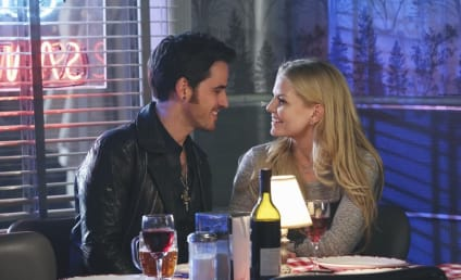 Once Upon a Time Return Preview: Romance, Interrupted