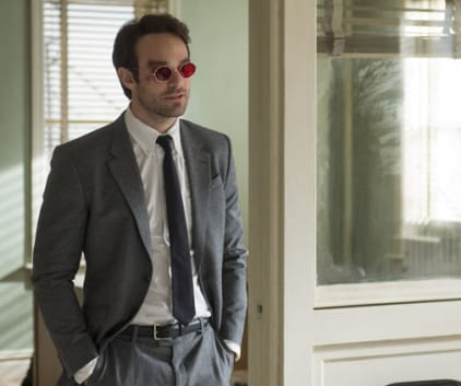 Matt Murdock Lawyer By Day - Daredevil