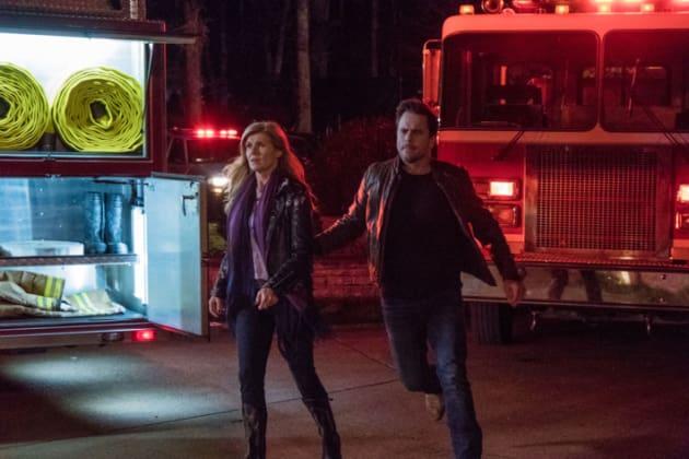 Rayna and Deacon emergency - Nashville Season 5 Episode 7