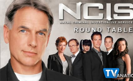 "NCIS Round Table: ""Dressed to Kill"""