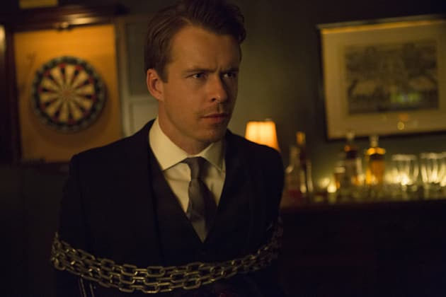 Julian in Chains - The Vampire Diaries Season 7 Episode 8