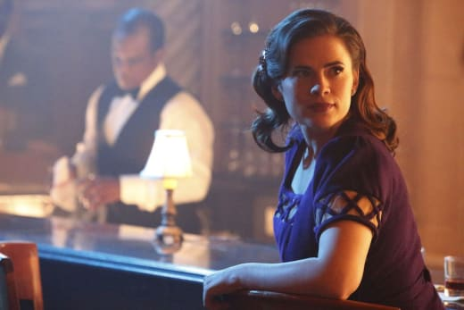 Ramifications - Marvel's Agent Carter