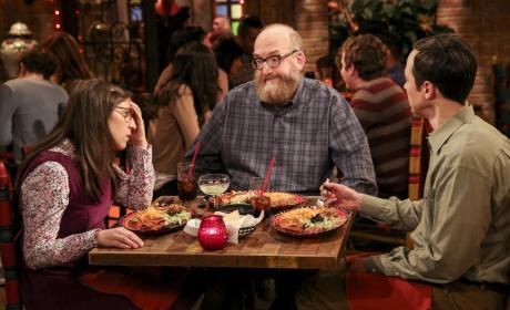 Make That a Party of Three - The Big Bang Theory