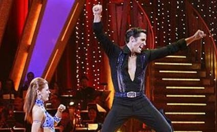 Behind the Scenes of Last Night's Dancing with the Stars 09/26/2007