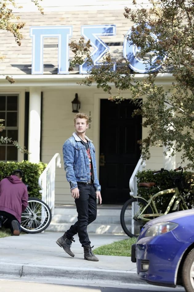 Nick Roux as Riley