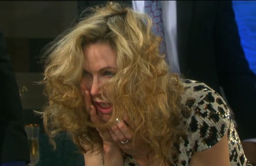 Kristen Loses Her Mask - Days of Our Lives