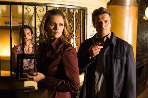 Beckett's Being Filmed