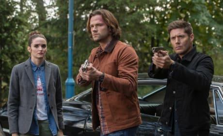 Jumping The Gun -- Supernatural Season 13 Episode 8