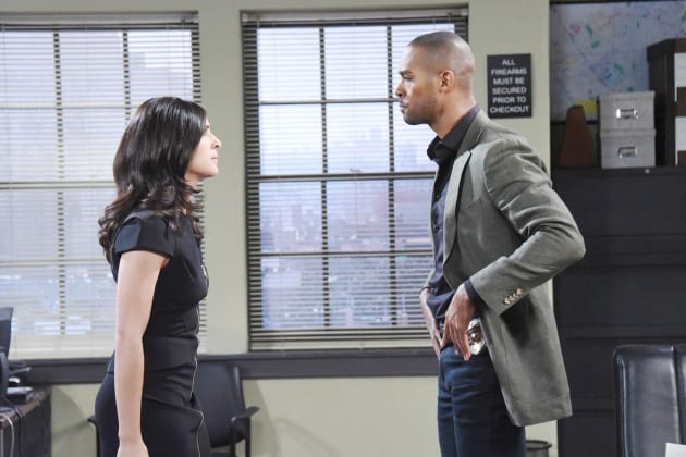 Gabi Breaks Up With Eli - Days of Our Lives