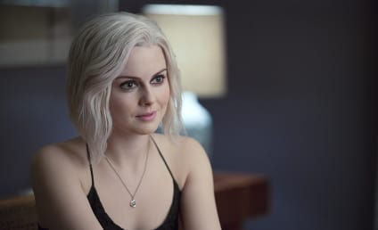 iZombie Photo Preview: Peyton Returns But Trouble May Follow!