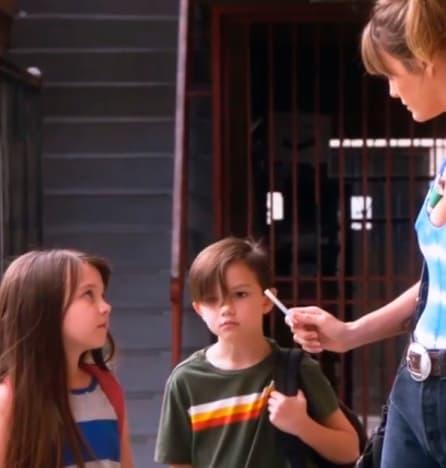 Julia Reasons with Smurf  - Animal Kingdom Season 5 Episode 1