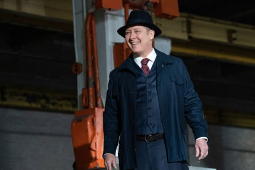 Testing Loyalties - The Blacklist